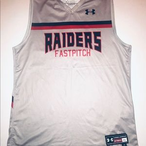 🎁⭐️⭐️Under Armour Boys Raiders Jersey